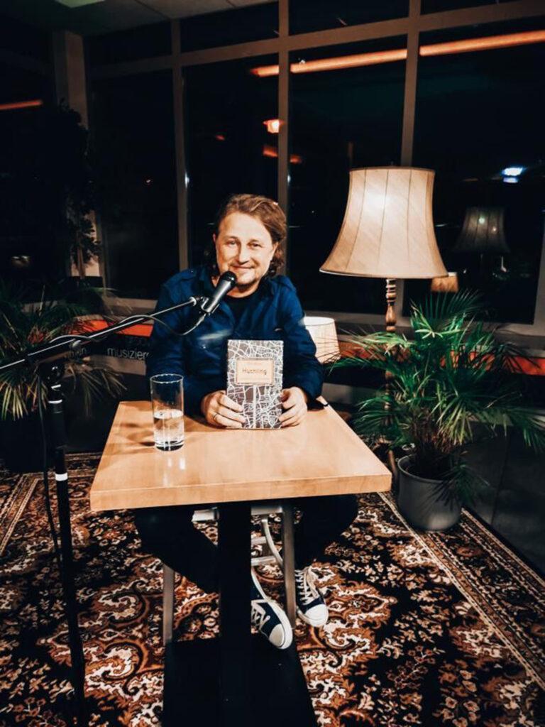 KUNSTWECHSEL 2.0 Gofi Müller Lesung